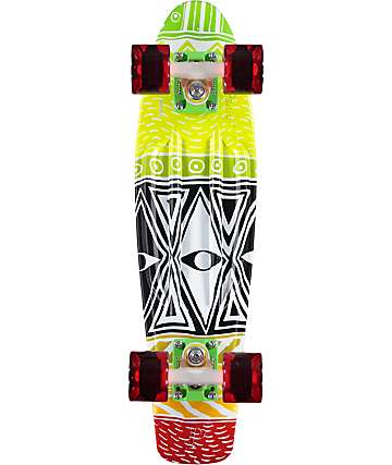 "Penny Ethiopia Skate 22"" cruiser completo"
