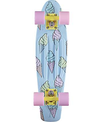 "Penny Ice Scream 22"" Cruiser Complete Skateboard"