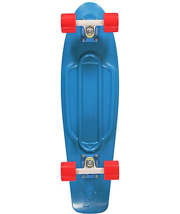 "Penny Nickel Blue 27"" Cruiser Complete Skateboard"