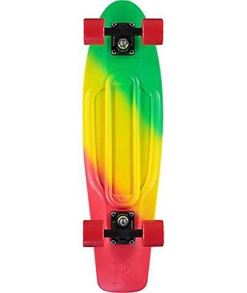 "Penny Nickel Jammin Fade 27"" Cruiser Complete Skateboard"