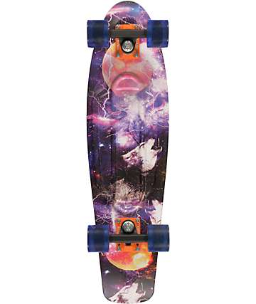 "Penny Nickel Space 27"" Cruiser Complete Skateboard"
