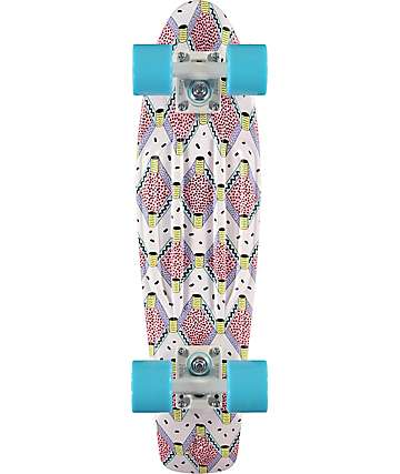 "Penny Original Buffy Pink 22"" Cruiser Complete Skateboard"