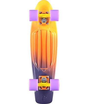 "Penny Original Dusk Fade 22"" Cruiser Complete Skateboard"
