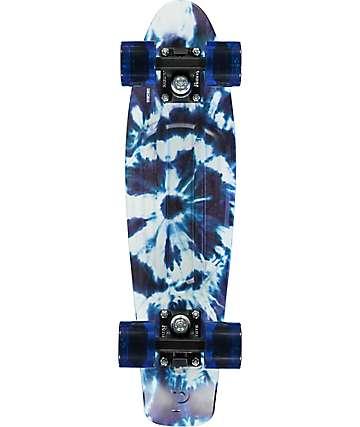 "Penny Original Indigo Tie Dye 22""  Cruiser Complete Skateboard"
