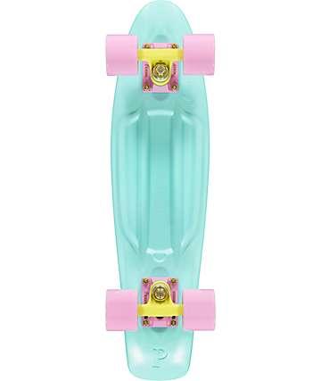 "Penny Original Pastel Mint 22"" Cruiser Complete Skateboard"