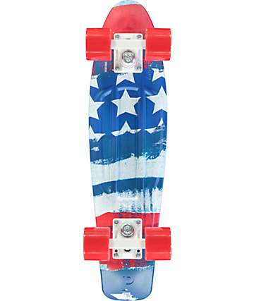 "Penny Original Patriot 22"" Cruiser Complete Skateboard"