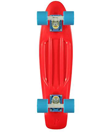 "Penny Original Red, White, & Blue 22"" Cruiser Complete Skateboard"