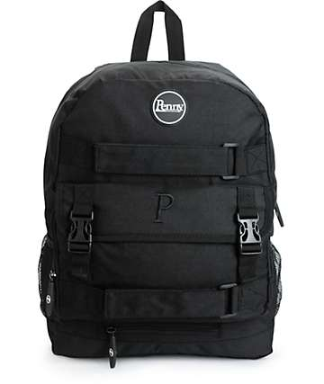 Penny Pouch Black 20L Backpack