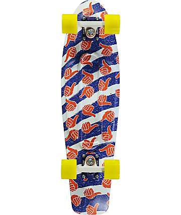 "Penny x Bro Style Nickel 27""  Cruiser Complete Skateboard"
