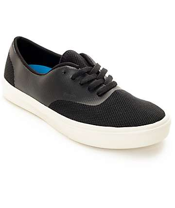 People Footwear The Stanley 3D Mesh Black & White Shoes