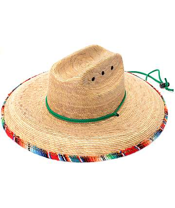 Peter Grimm Luz Lifeguard Straw Hat
