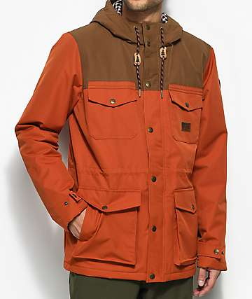 Picture Organic Jack Brick 10K Snowboard Jacket