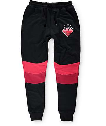 Pink Dolphin Holiday Waves Sweatpants