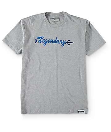 Pink Dolphin Legendary Grey T-Shirt