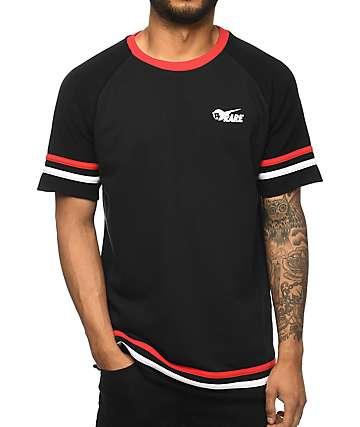 Pink Dolphin Rare Black Crewneck Sweatshirt