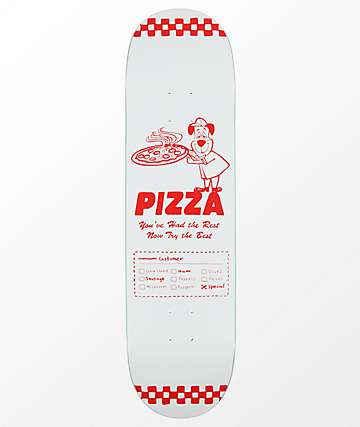 "Pizza Huckleberry 8.5"" Skateboard Deck"