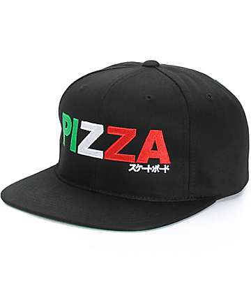 Pizza JP Logo Snapback Hat