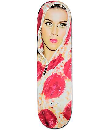 "Pizza Katy 8.375"" Skateboard Deck"