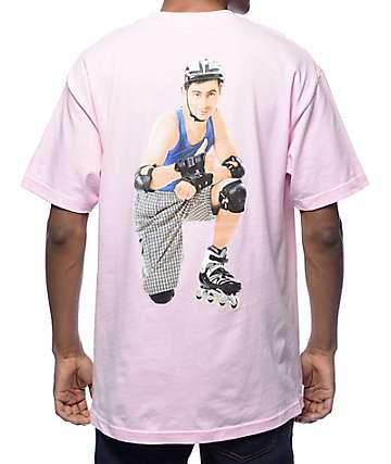 Pizzaslime Blader Pink T-Shirt