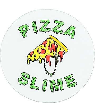 Pizzaslime Circle Sticker
