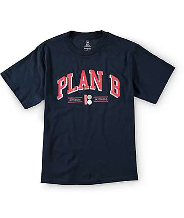 Plan B Boys Epic T-Shirt