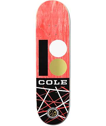 "Plan B Cole OG Remix P2 8.5""  Skateboard Deck"
