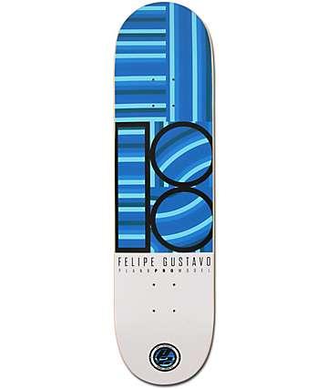 "Plan B Felipe Geo P2 8.0""  Skateboard Deck"