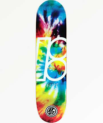 "Plan B Felipe Nexus P2 7.8"" Skateboard Deck"