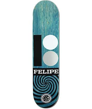 """Plan B Felipe OG RMX P2 7.625""""  Skateboard Deck"""