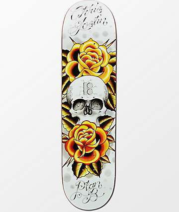 "Plan B Joslin Aces 8.0"" Skateboard Deck"