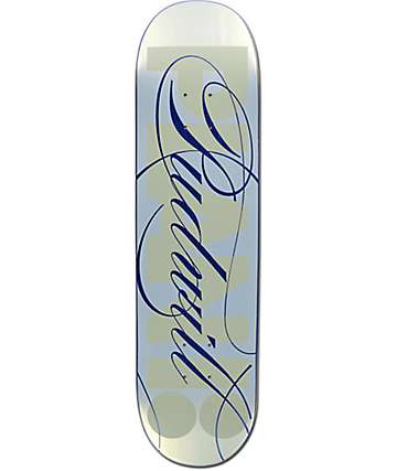 "Plan B Pudwill Signature 8.125"" tabla de skate"
