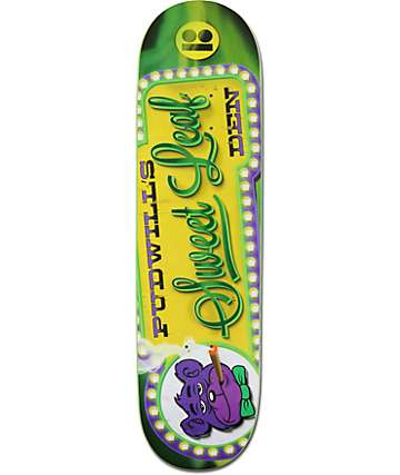 "Plan B Pudwill Store Front 8.25"" Skateboard Deck"