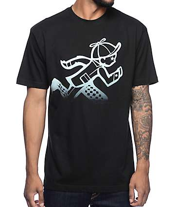 Play Cloths Fade Caviar T-Shirt