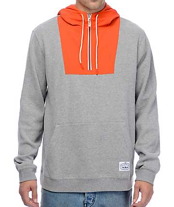 Poler Bag-It Grey Hoodie