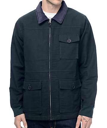 Poler Dark Green Flap Jacket
