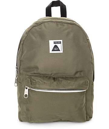 Poler Rambler Olive 14L Backpack
