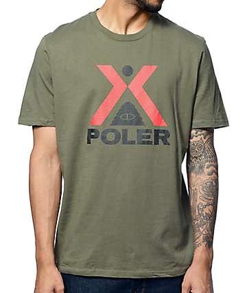 Poler Road Trip Olive T-Shirt