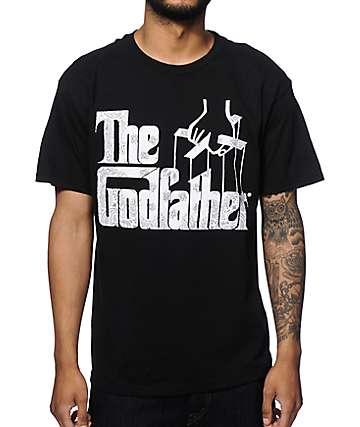 Pop Culture Godfather Paisley T-Shirt