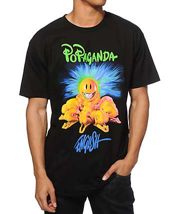 Popaganda Grin God T-Shirt