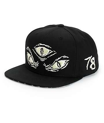 Popaganda x Mishka Third Eye 78 Snapback Hat