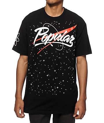 Popular Demand Aerospace Logo T-Shirt
