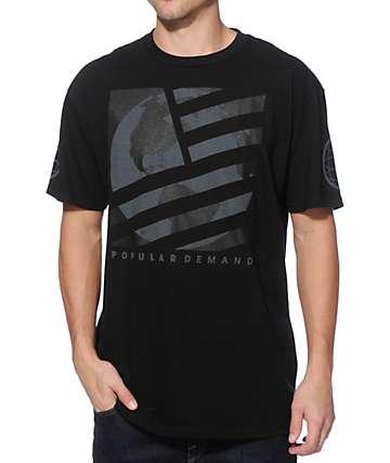 Popular Demand Planet Earth Global T-Shirt