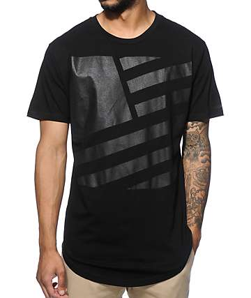 Popular Demand SFXL Scoop Elongated T-Shirt
