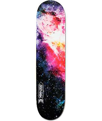 "Powell Mini Logo Cosmic 7.5""  Skateboard Deck"
