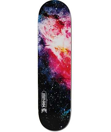 "Powell Mini Logo Cosmic 8.0"" Skateboard Deck"