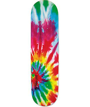 "Powell Mini Logo Tie Dye 8.5"" Skateboard Deck"
