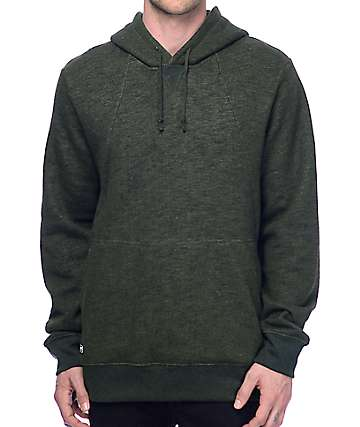 Primitive A-Frame Green Hoodie
