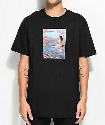 Primitive Aerial Black T-Shirt