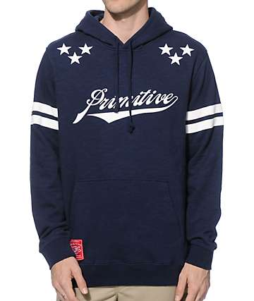 Primitive All Star Hoodie