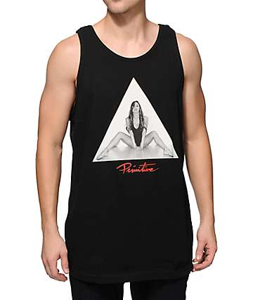 Primitive Angles Tank Top